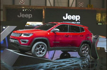2022 Jeep Compass Trailhawk Oil 4xe Trailhawk