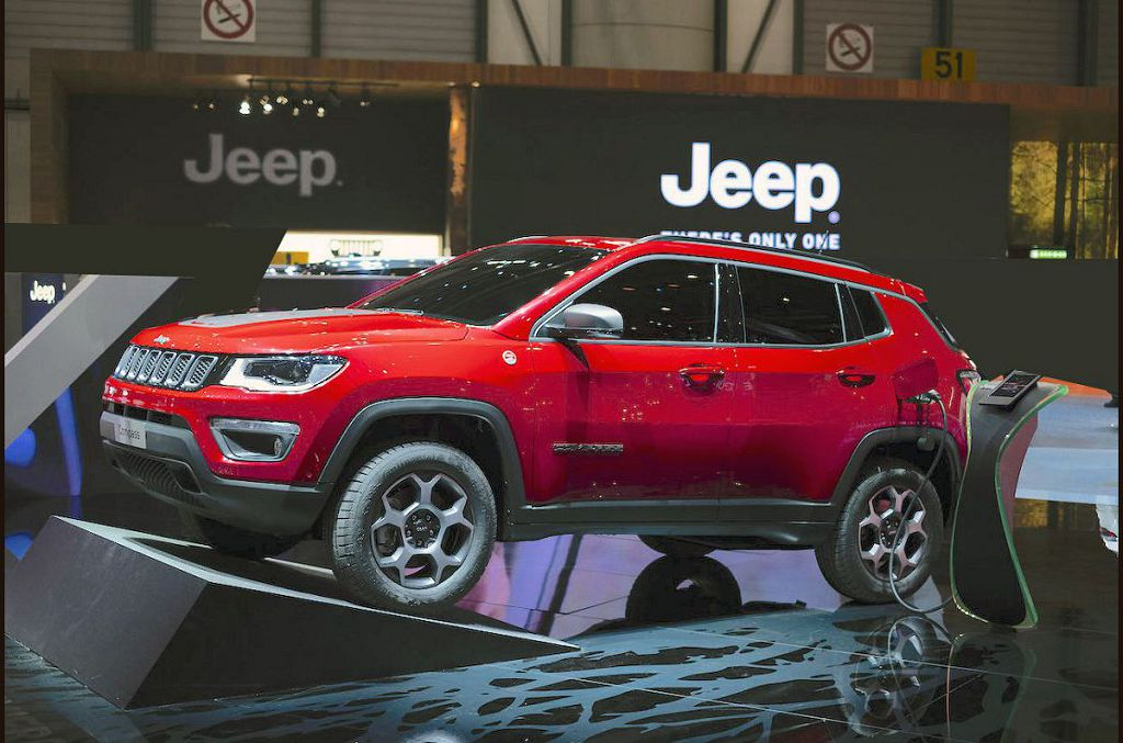 2022 Jeep Compass Trailhawk Oil 4xe Trailhawk