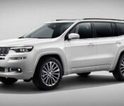 2022 Jeep Compass Trunk Release Date