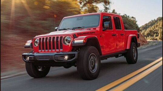 2022 Jeep Gladiator Mojave Rumors