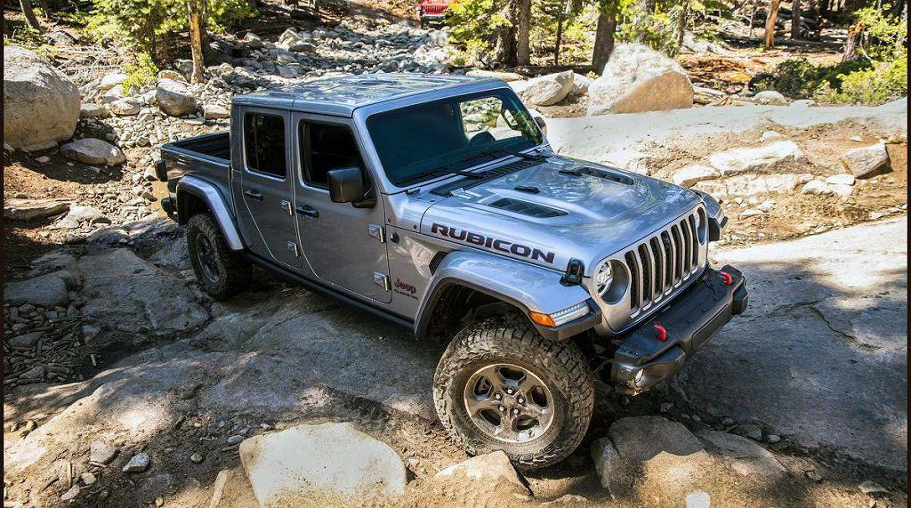 2022 Jeep Gladiator V8 Release Date