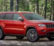 2022 Jeep Grand Cherokee Overland Wagoneer Trackhawk Trailhawk