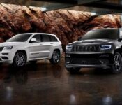 2022 Jeep Grand Cherokee Redesign Trackhawk Srt Limited