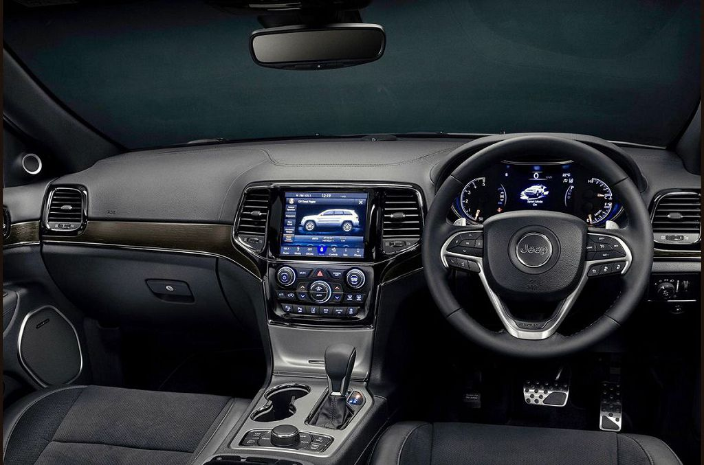 2022 Jeep Grand Cherokee Reveal Date Interior 3rd Row Srt