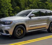 2022 Jeep Grand Cherokee Spy Reveal Review Debut Pics