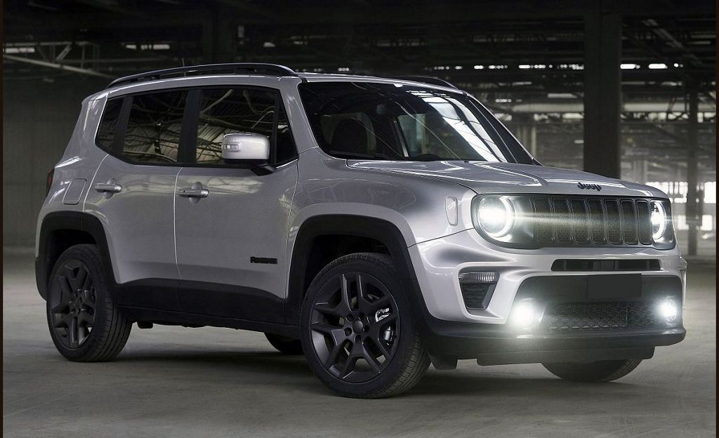 2022 Jeep Renegade Concept Redesign
