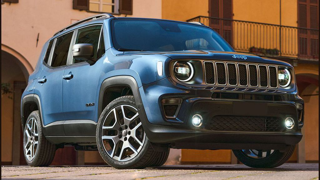 2022 Jeep Renegade Evo 6.5 Lift Oil Redesign Mew