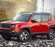 2022 Jeep Renegade Hitch Wheels Redesign Trailhawk
