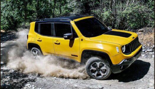 2022 Jeep Renegade Latitude Reviews Novo Nuova