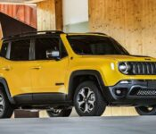 2022 Jeep Renegade Maintenance Schedule Spare Wheel