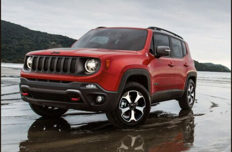 2022 Jeep Renegade Oil Type Sport 4wd