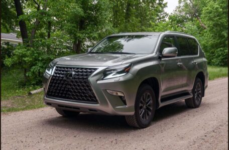 2022 Lexus Gx 460 New Body