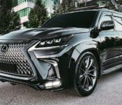 2022 Lexus Gx 460 Release Date