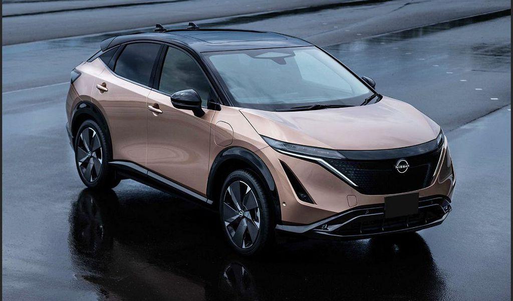 2022 Nissan Leaf Colors Images