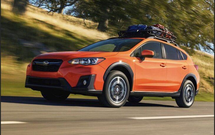 2022 Subaru Crosstrek Dimensions