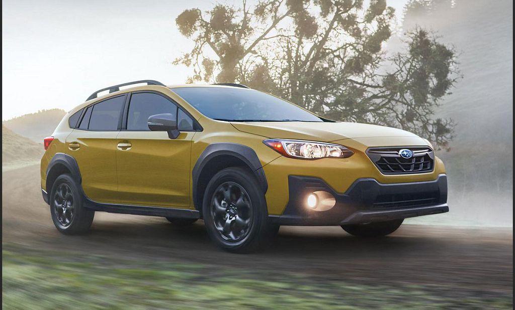 2022 Subaru Crosstrek For Sale Interior