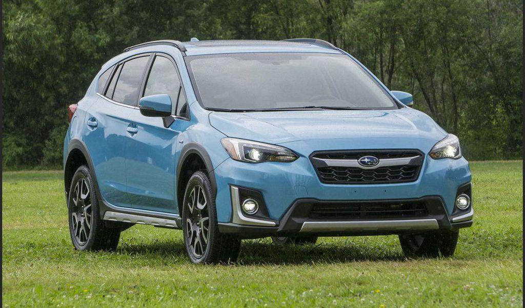 2022 Subaru Crosstrek Mpg