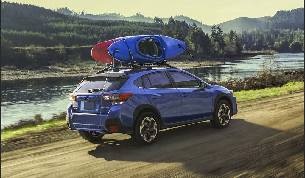 2022 Subaru Crosstrek Review Sport