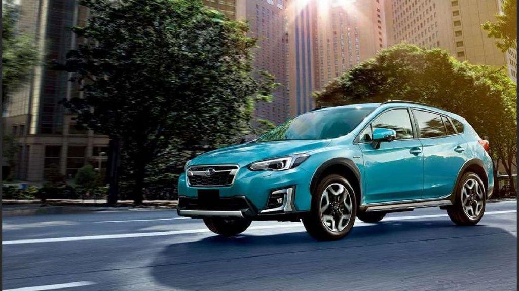 2022 Subaru Crosstrek Specs Xv