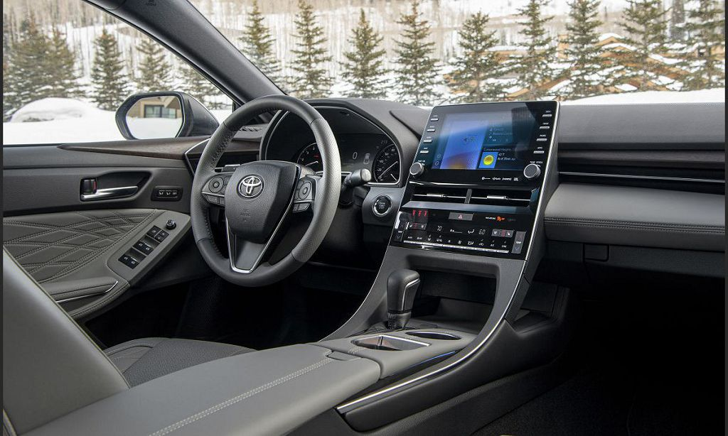 2022 Toyota Avalon Limited Phev