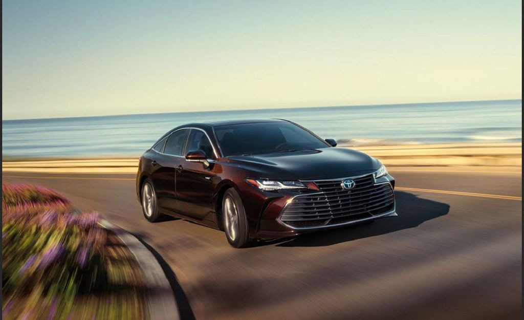 2022 Toyota Avalon Redesign Turbo