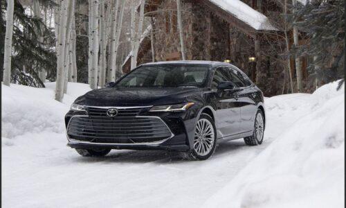 2022 Toyota Avalon Review Sport