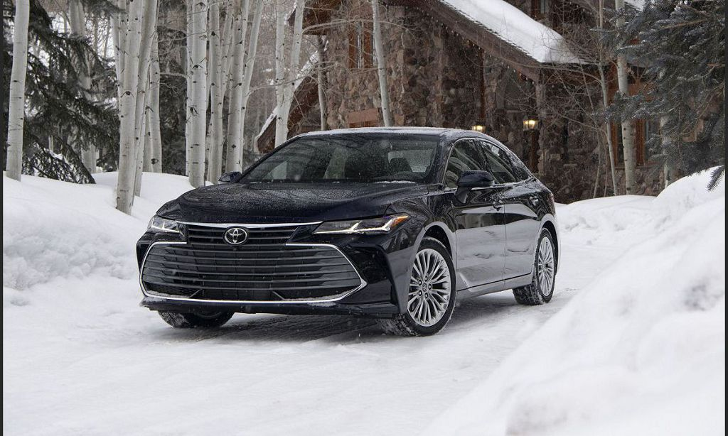 2022 Toyota Avalon Review Sport