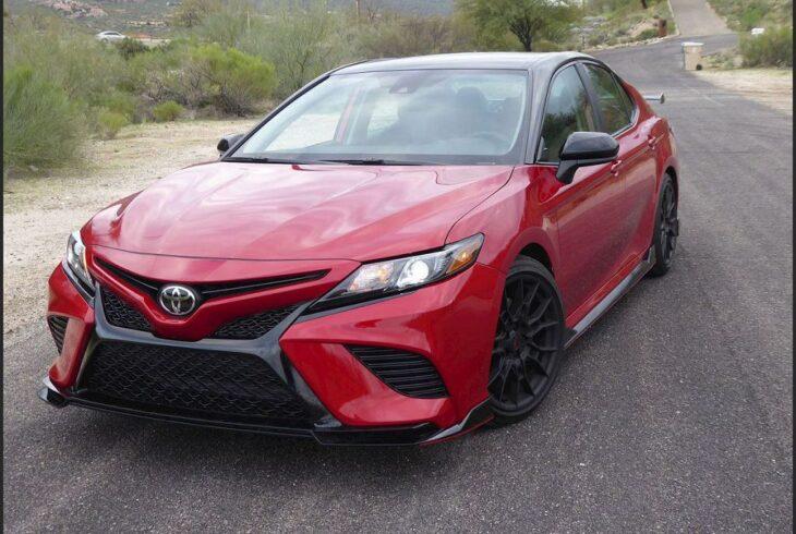 2022 Toyota Camry Hybrid Limited