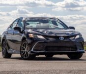 2022 Toyota Camry Refresh Photos