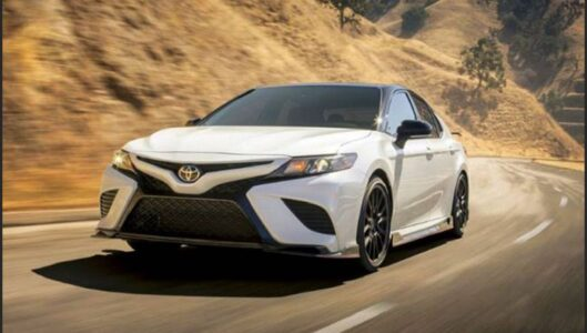 2022 Toyota Camry Specifications Colors