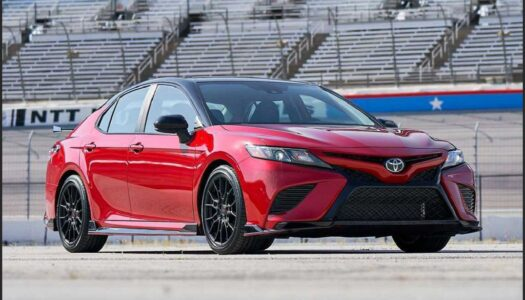 2022 Toyota Camry Trd Release Date