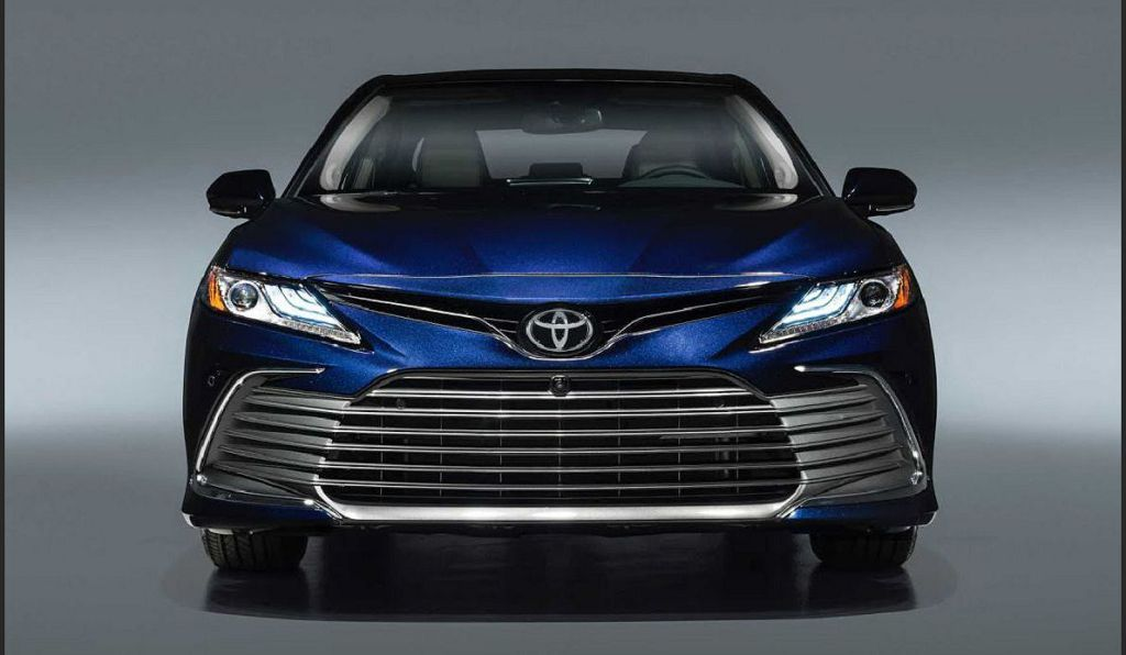 2022 Toyota Camry Xle Brochure