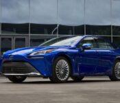 2022 Toyota Mirai Images Sedan