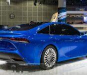 2022 Toyota Mirai Prices Sport Hybrid