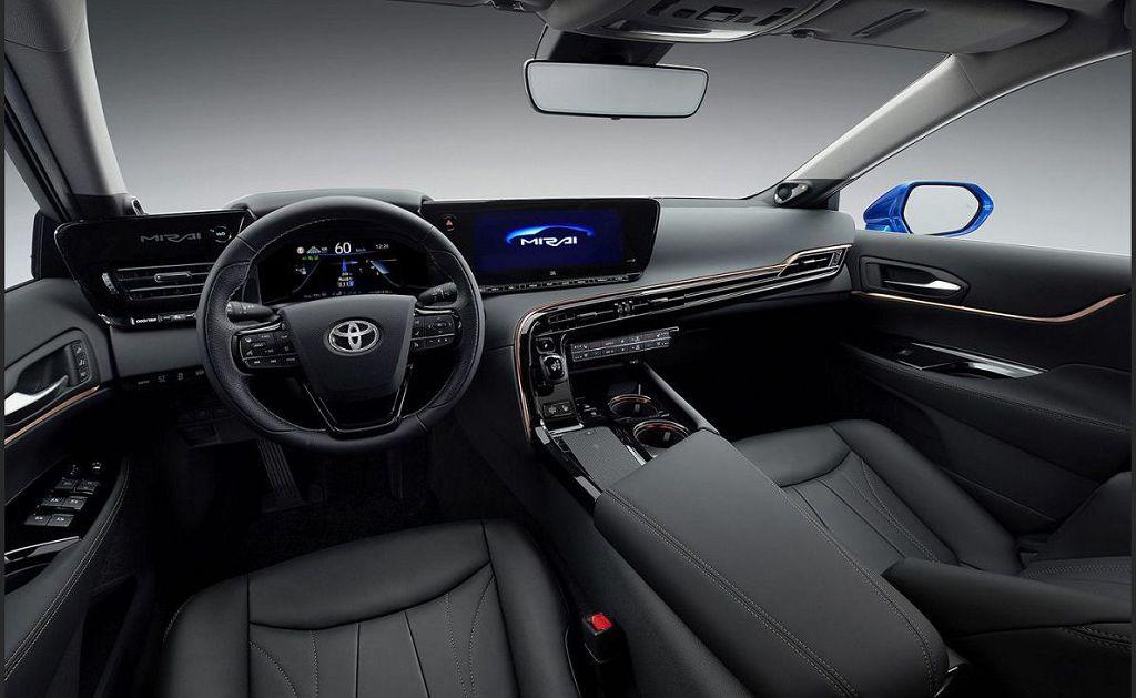 2022 Toyota Mirai Redesign Horsepower
