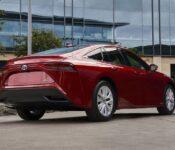 2022 Toyota Mirai Release Date Trd