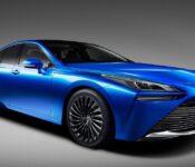 2022 Toyota Mirai Xse V6 Le Se Pictures
