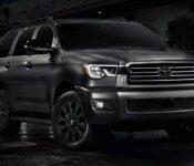 2022 Toyota Sequoia Hybrid Concept Redesign