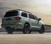 2022 Toyota Sequoia Limited Rumors Photos
