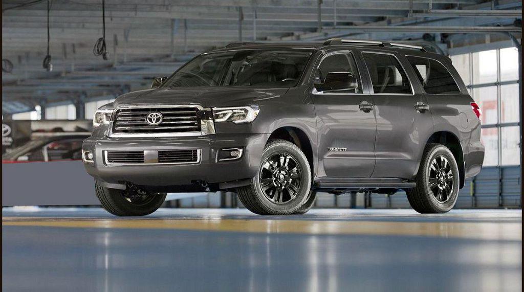 2022 Toyota Sequoia Redesign Trd Pro 002