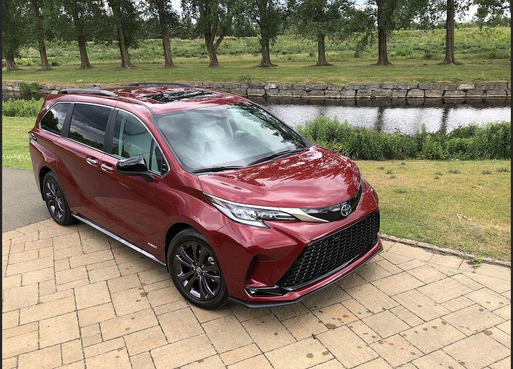 2022 Toyota Sienna Hp Mpg Hybrid