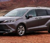 2022 Toyota Sienna Hydrogen Vehicle Fuel Cell Ev
