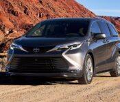 2022 Toyota Sienna Images Concept
