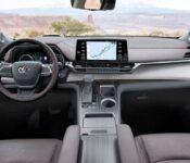 2022 Toyota Sienna Platform For Sale