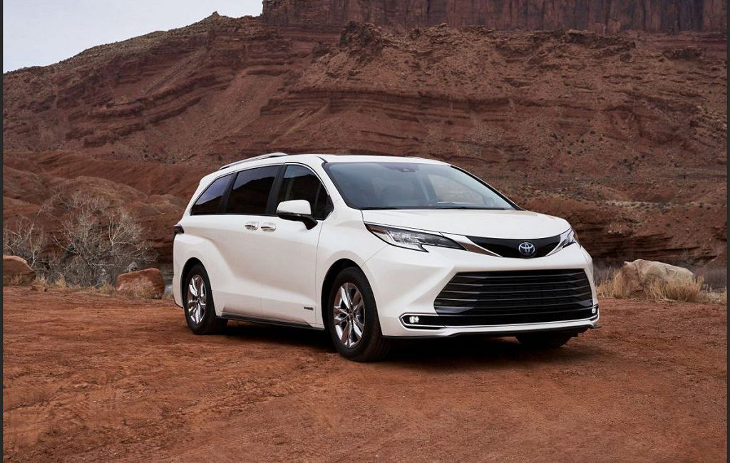 2022 Toyota Sienna Price Specs