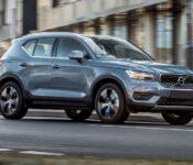 2022 Volvo Xc40 Redesign Hybrid
