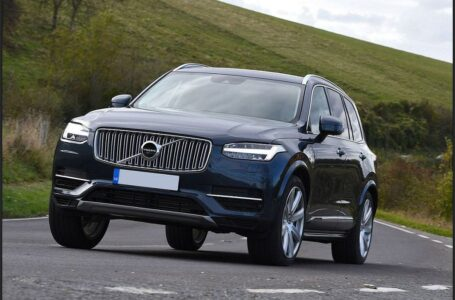 2022 Volvo Xc90 Coupe Specs