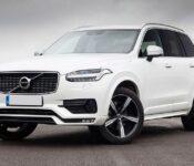 2022 Volvo Xc90 Ev Suv Redesign