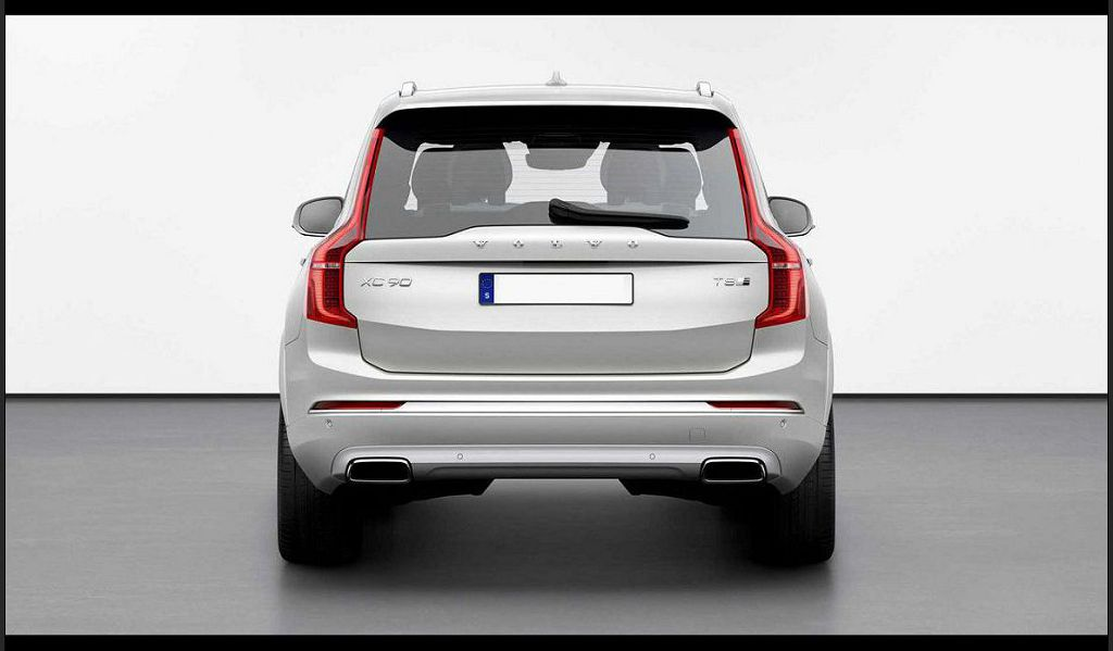 2022 Volvo Xc90 Phev