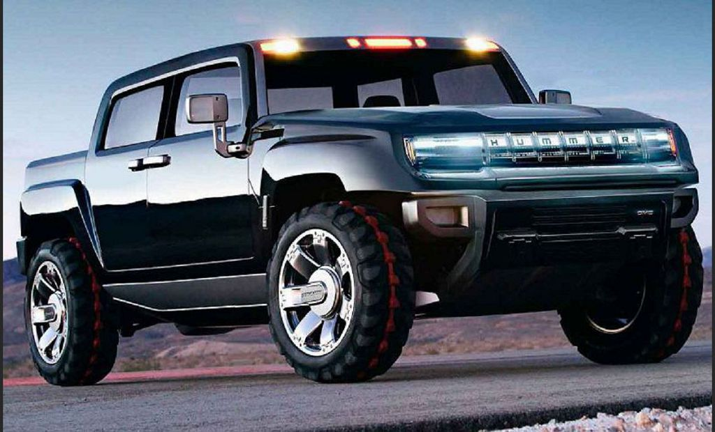 2023 Gmc Hummer Pics Colors Pricing